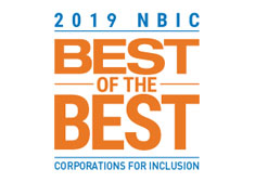 2017 NBIC - Best of the Best Corporation for Inclusion