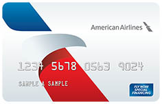 American Airlines credit card